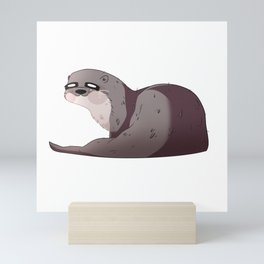 Otter Mini Art Print