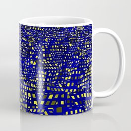 nocturnal chaotic city Coffee Mug
