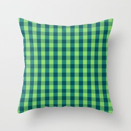 Business Time Throw Pillow