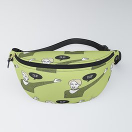 Clip Fanny Pack