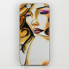 purple.. iPhone & iPod Skin