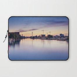 Berlin Sunset Laptop Sleeve