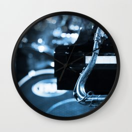 Jazz Quartet Wall Clock