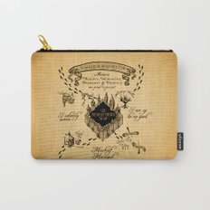 Marauders Map Carry-All Pouch