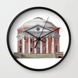 UVA Rotunda  Wall Clock