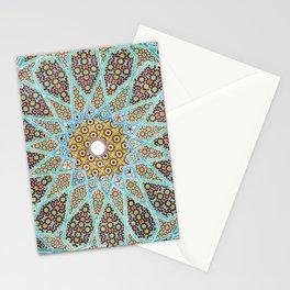 Islamic Mosaic Tile 1 Stationery Cards