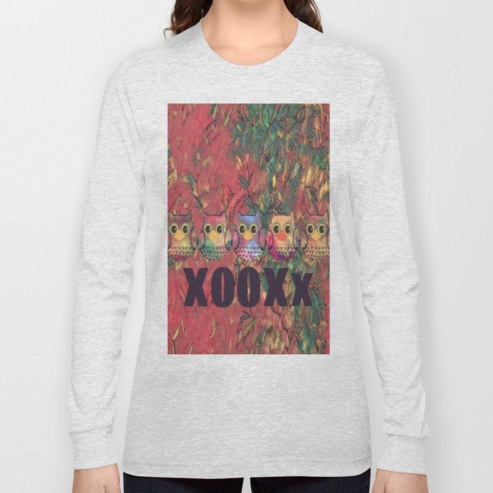 owl-239 Long Sleeve T-shirt