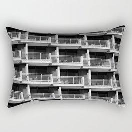 White Flag Rectangular Pillow
