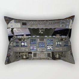 Space Shuttle NASA Rectangular Pillow