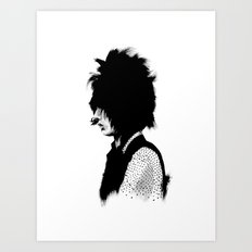 FARIS Art Print