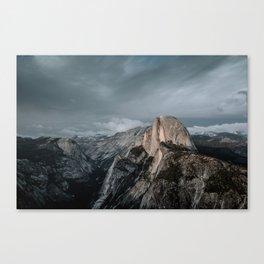 Yosemite's Half Dome Canvas Print