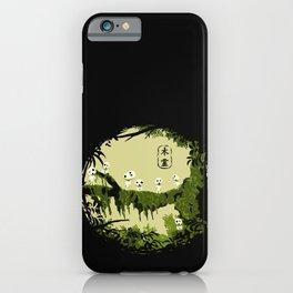 Kodamas iPhone Case