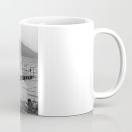 Nikko mountain lake 001 Coffee Mug
