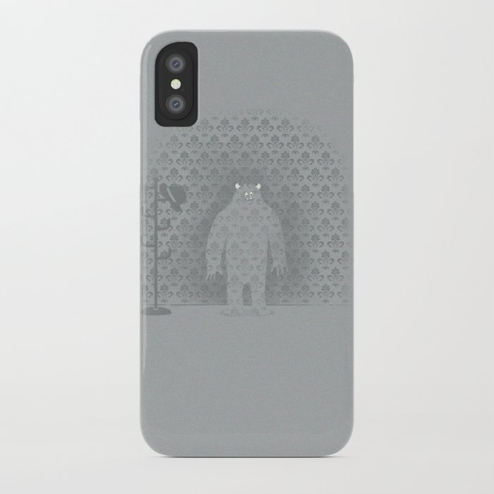 The Wall Monster iPhone Case