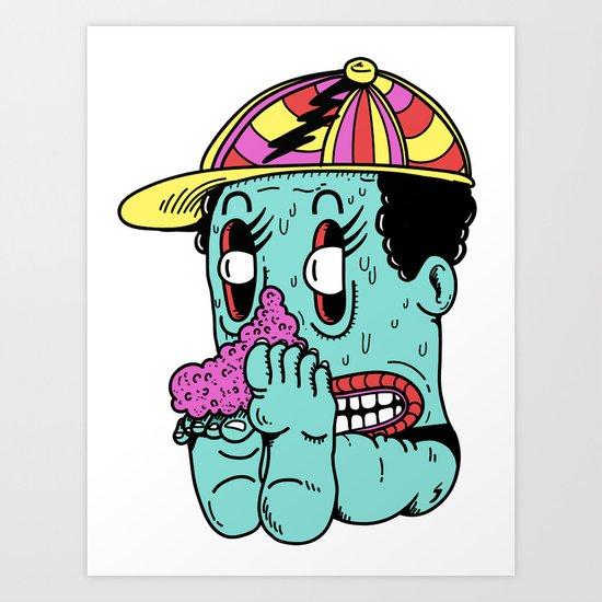 Nariga Art Print