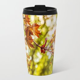 Maple blooms Travel Mug