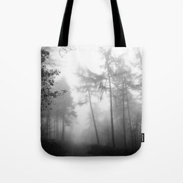TROUGHT THE FOREST Tote Bag