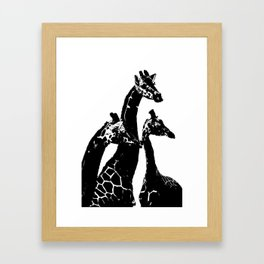 Fam Framed Art Print