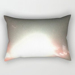 Abstracte Light Art in the Dark 14 Rectangular Pillow
