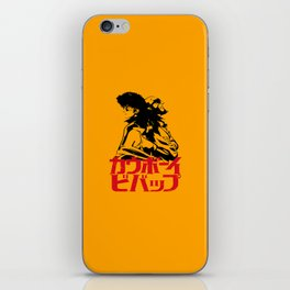 001 Cowboy Bebop Trio iPhone Skin