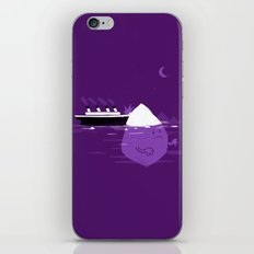Rude Awakening iPhone Skin