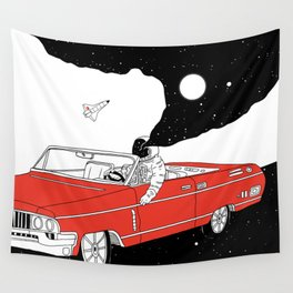 Passing Dream Wall Tapestry