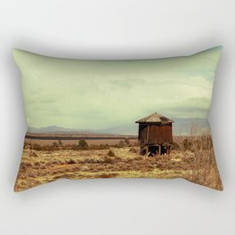Leaving New Mexico Rectangular Pillow