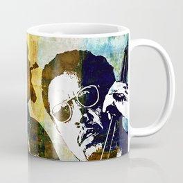 MONK, MILES, & MINGUS Coffee Mug
