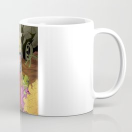 Living In a World of Monsters Coffee Mug