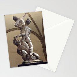 Amazing naked bodies Stationery Cards