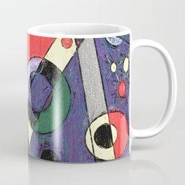 Abstract #747 Coffee Mug
