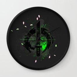 Ryūjin no ken wo kurae! Wall Clock