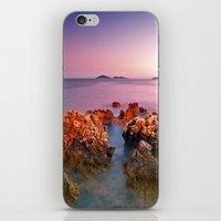 turkey iPhone & iPod Skins featuring Turkey by Corbishley