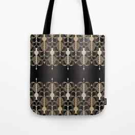 Art Deco black/gold 1 Tote Bag