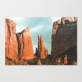 Desert Vortex Canvas Print