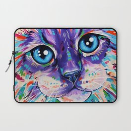 Ragdoll Cat - Cats in Colour 1 Laptop Sleeve