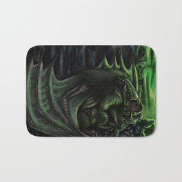 The Hybrid Wings Bath Mat
