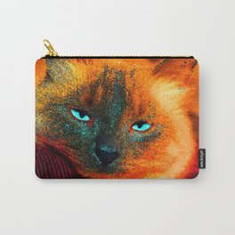 Mystic kitty Carry-All Pouch