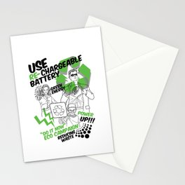 Eco Campaign Stationery Cards