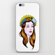 SAINT ANNE iPhone & iPod Skin