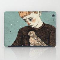 film iPad Cases featuring Kes  by Sandra Dieckmann