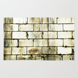 All The Bricks In The Wall Rug