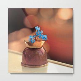 Small flowers 2 Metal Print