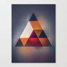 7try Canvas Print