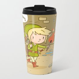 A Link to the past Metal Travel Mug