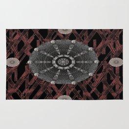 Celtic Pattern Rug