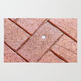 Star Brick Rug