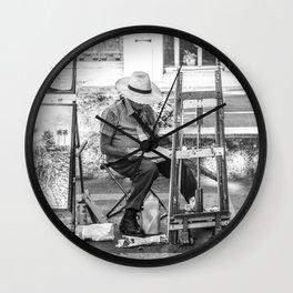 art street Wall Clock