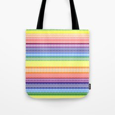 Tribality Rainbow Tote Bag