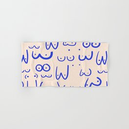 Boobies Hand & Bath Towel
